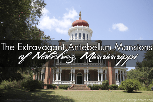 Antebellum Homes of Natchez, Mississippi