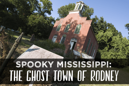 Spooky Mississippi Ghost Town of Rodney