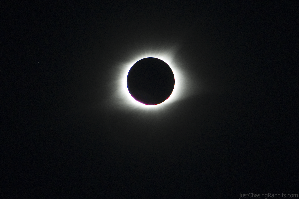 Totality: Our Total Solar Eclipse Experience in Cleveland, Tennessee