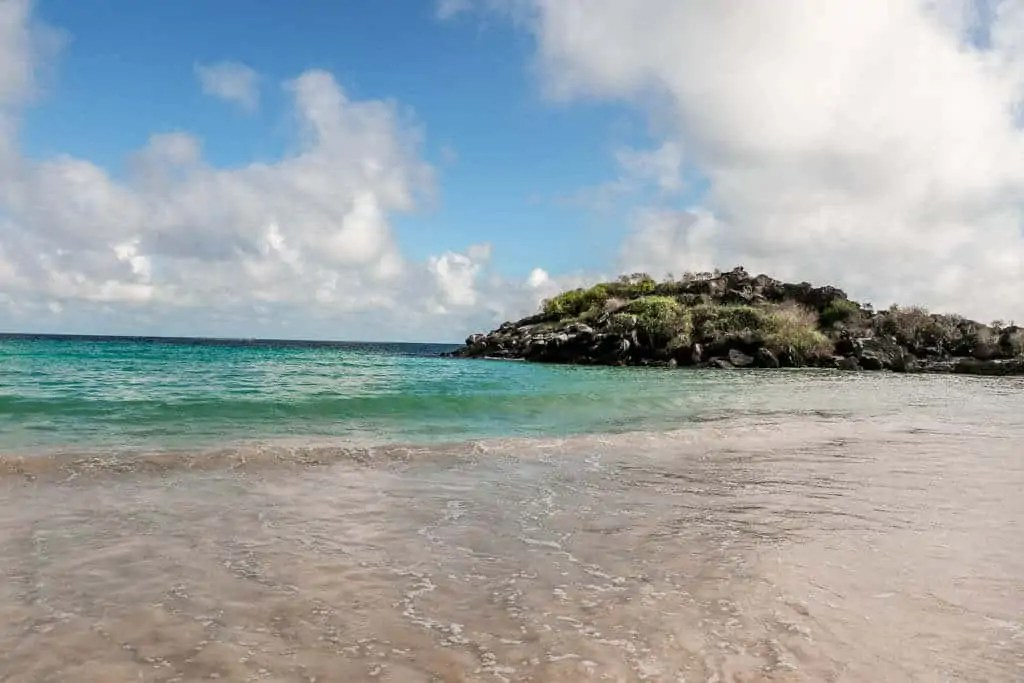 Puerto Chino Beach San Cristobal Galapagos Islands