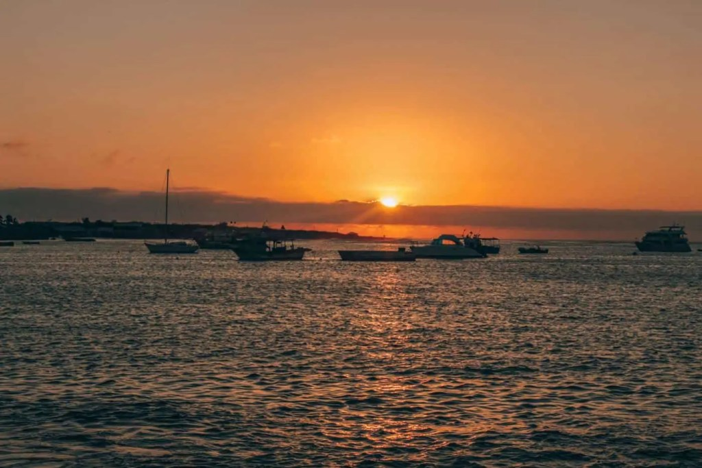 San Cristobal Sunsets