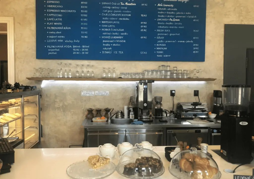 SmetanaQ Cafe - Best Cafes in Prague