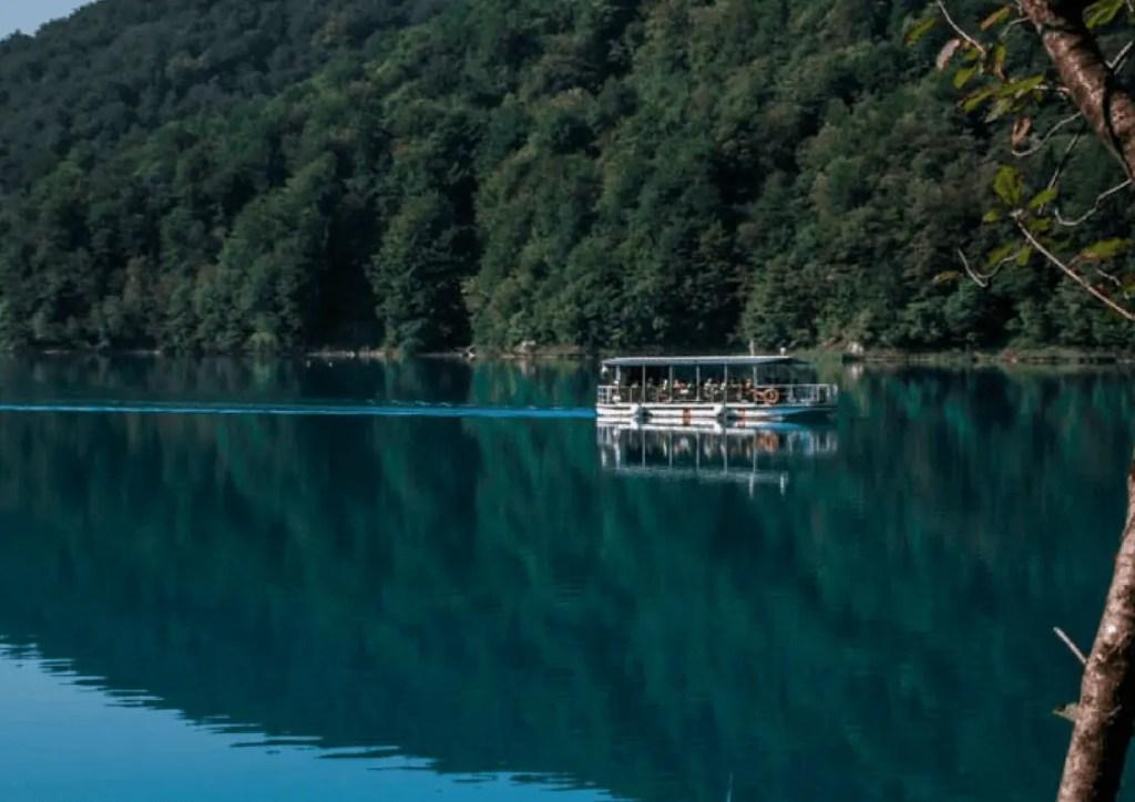 Plitvice Lakes Ferry
