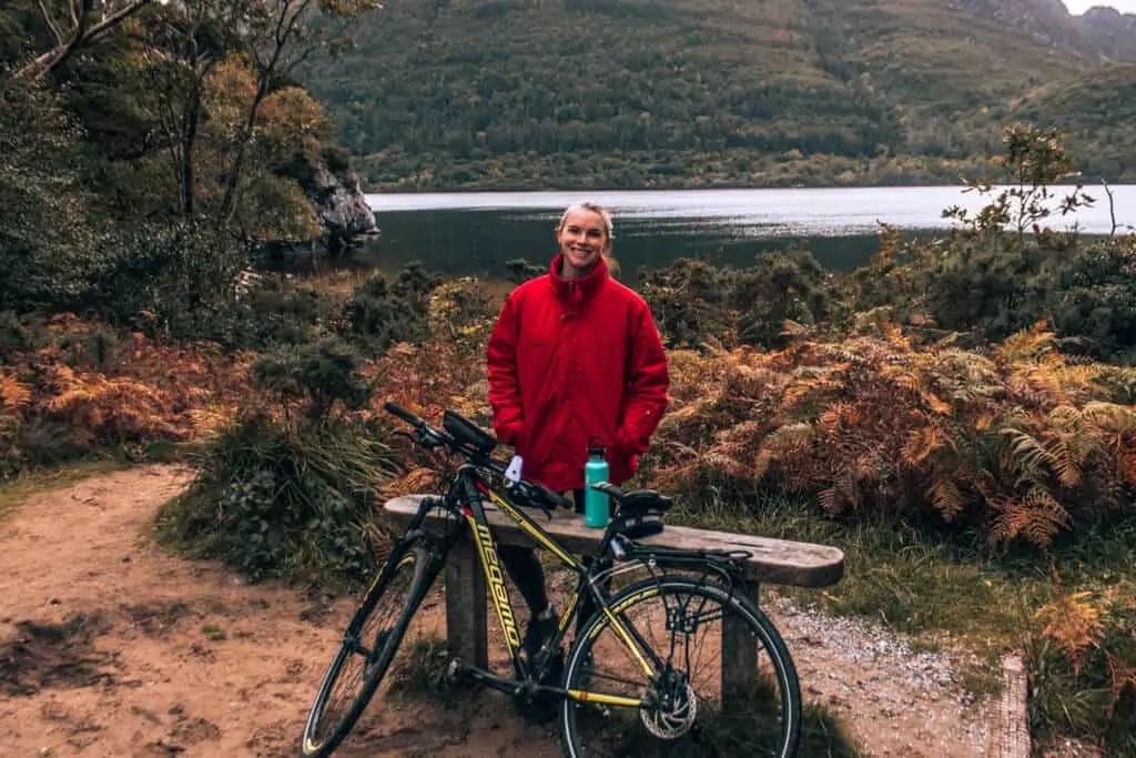 Biking killarney national park