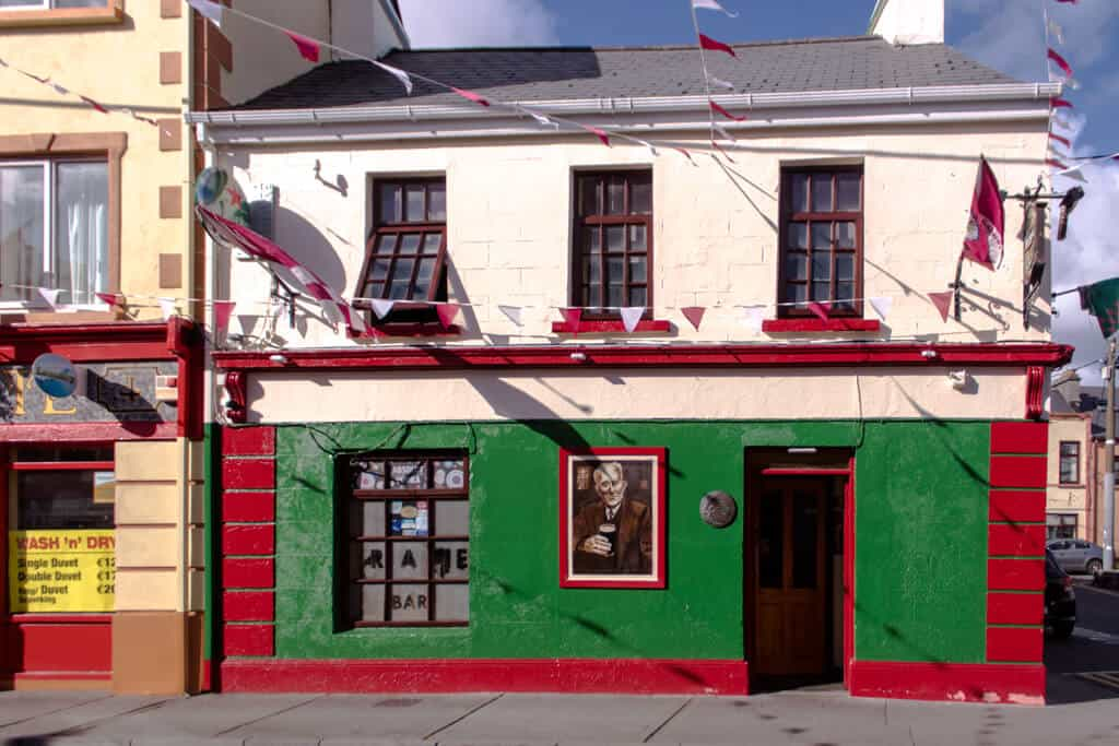 Pub in Galway: The Crane