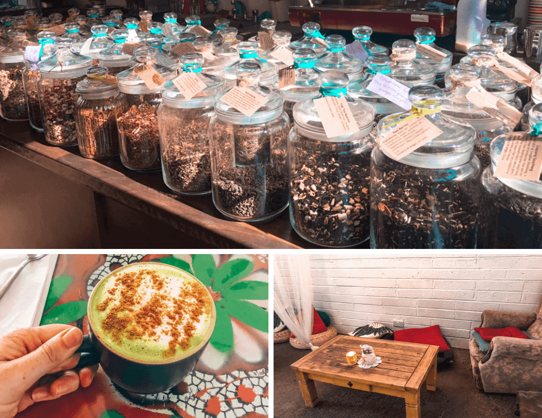 The Secret Garden Galway - one of the best cafes in Galway
