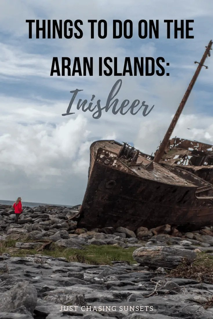 things to do on the Aran Islands, Inisheer