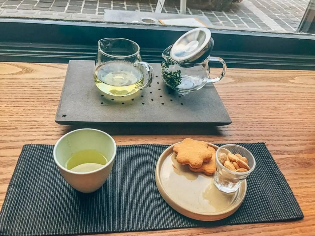zhao zhou tea shop