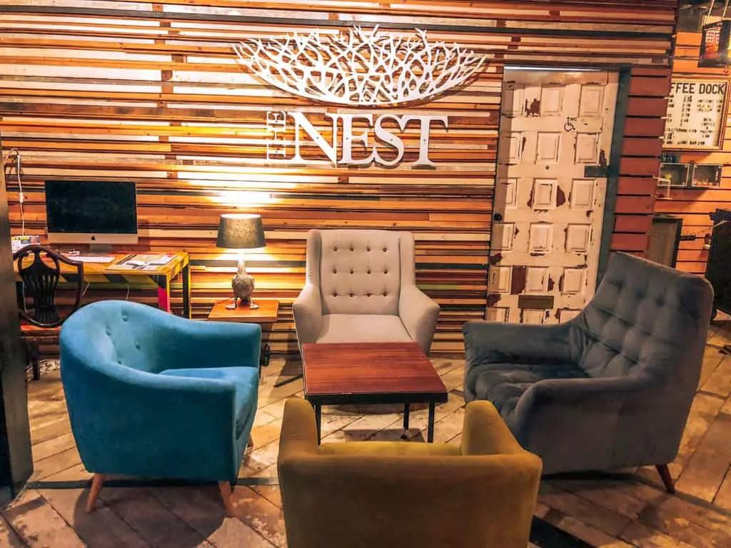 Nest Boutique Hostel in Galway