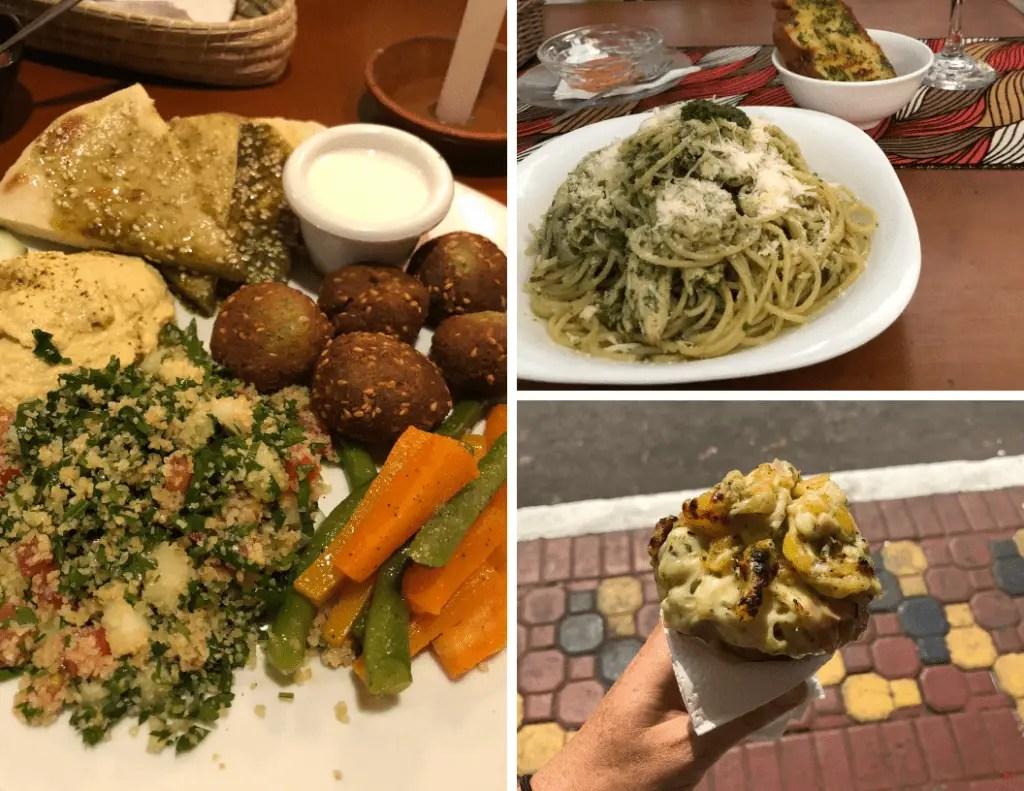 food to eat in Baños, Ecuador