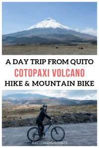 a day trip from Quito to Cotopaxi
