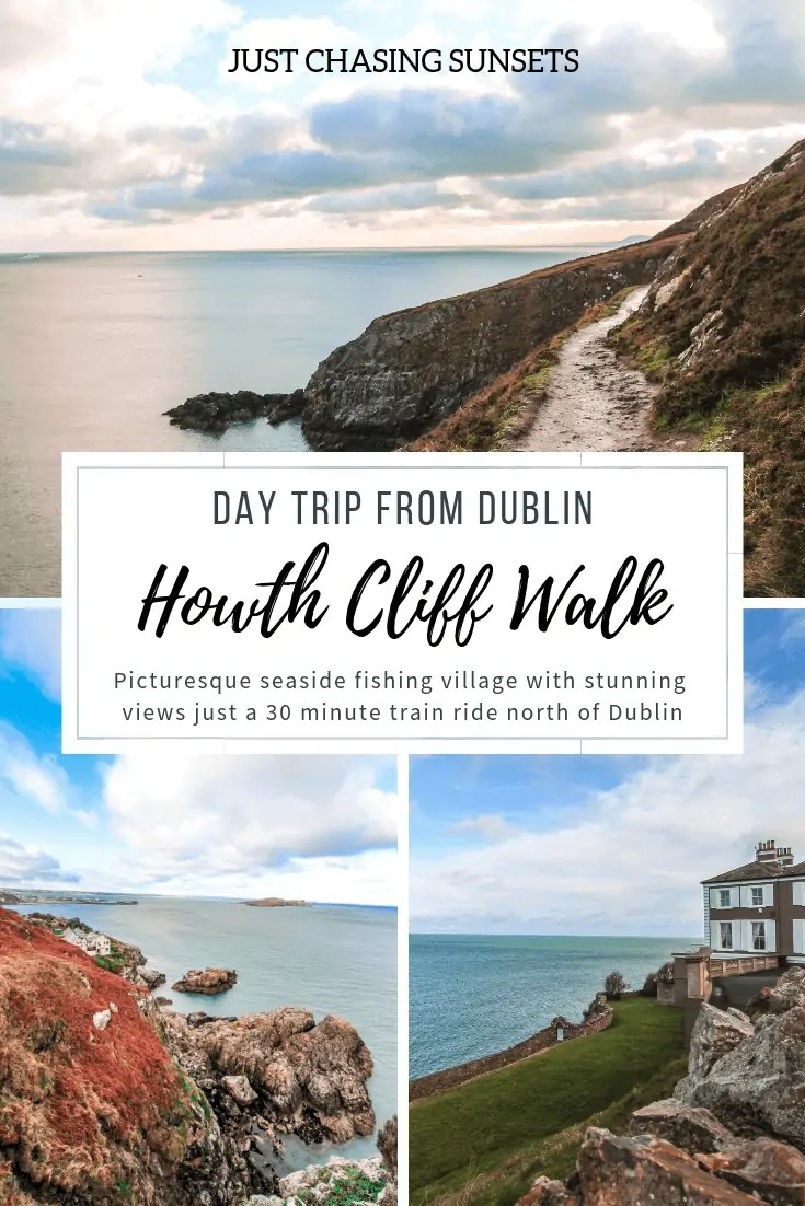 day trip to howth from Dublin