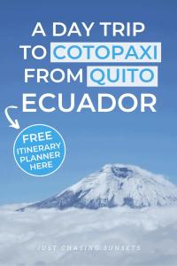 Take a day trip to Cotopaxi from Quito, Ecuador