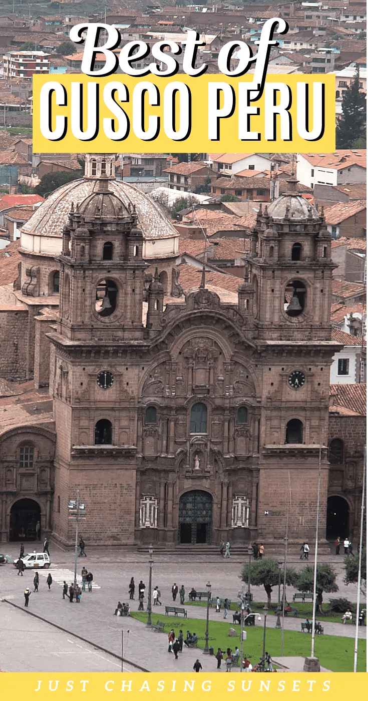 Best of Cusco Peru