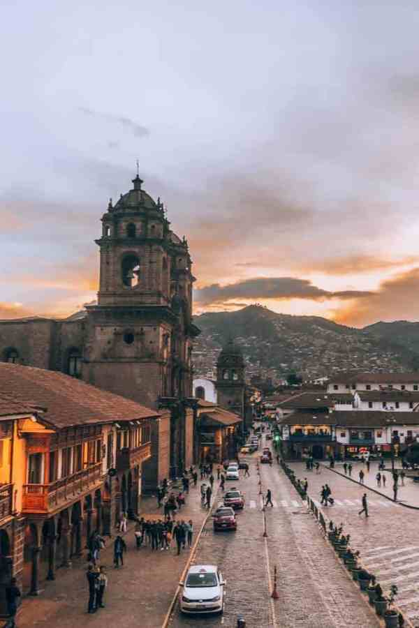 The Solo Female Traveler's Cusco Itinerary