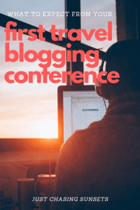 your first travel blogging conference