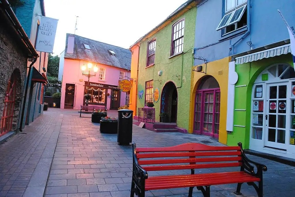Kinsale, Ireland by Christina