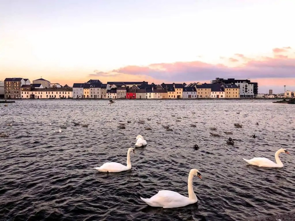 Base yourself in Galway for awesome day trips around the Wild Atlantic Way