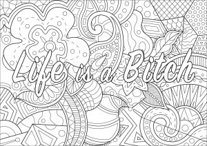 free coloring pages for adults printable # 37
