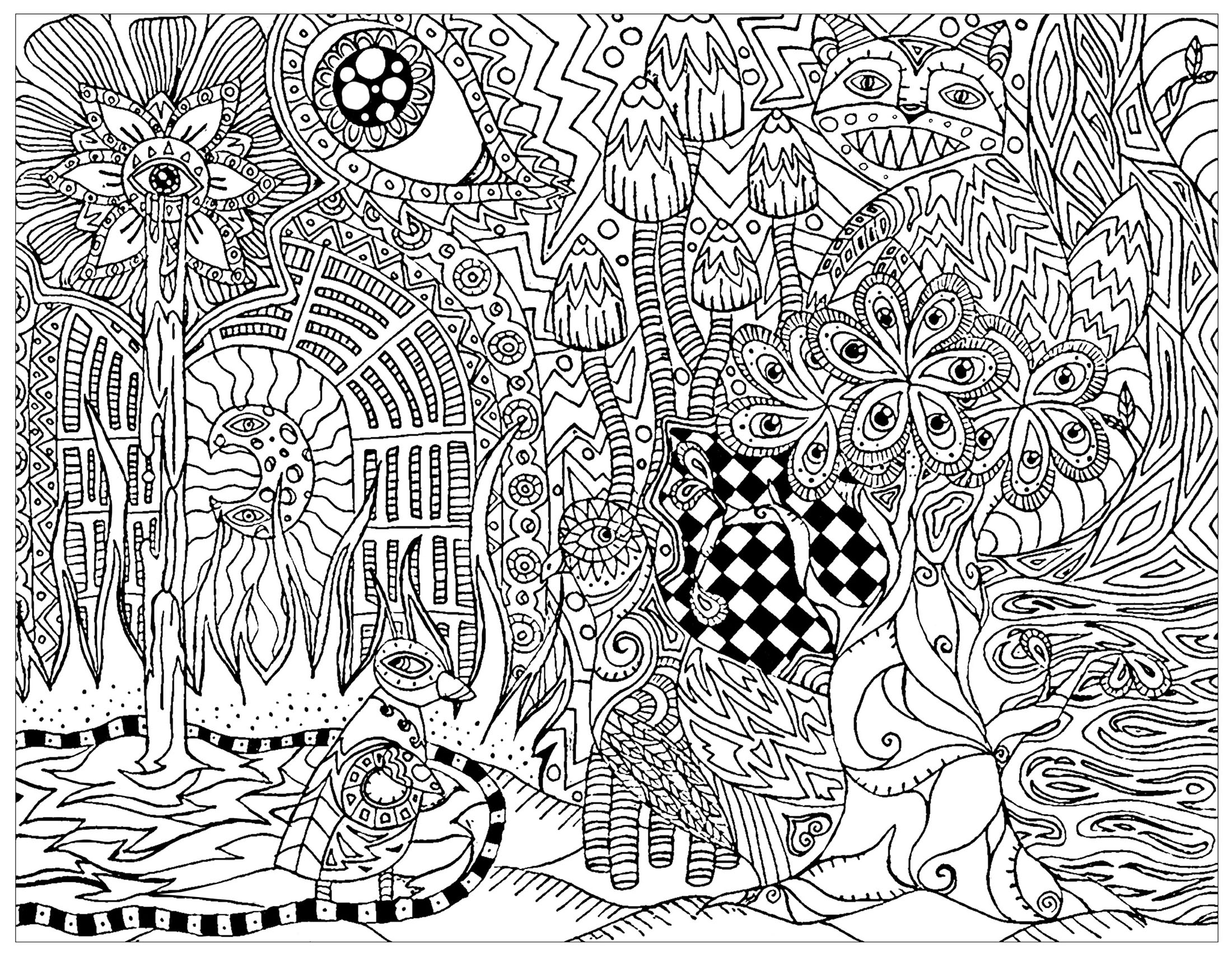 Psychedelisch