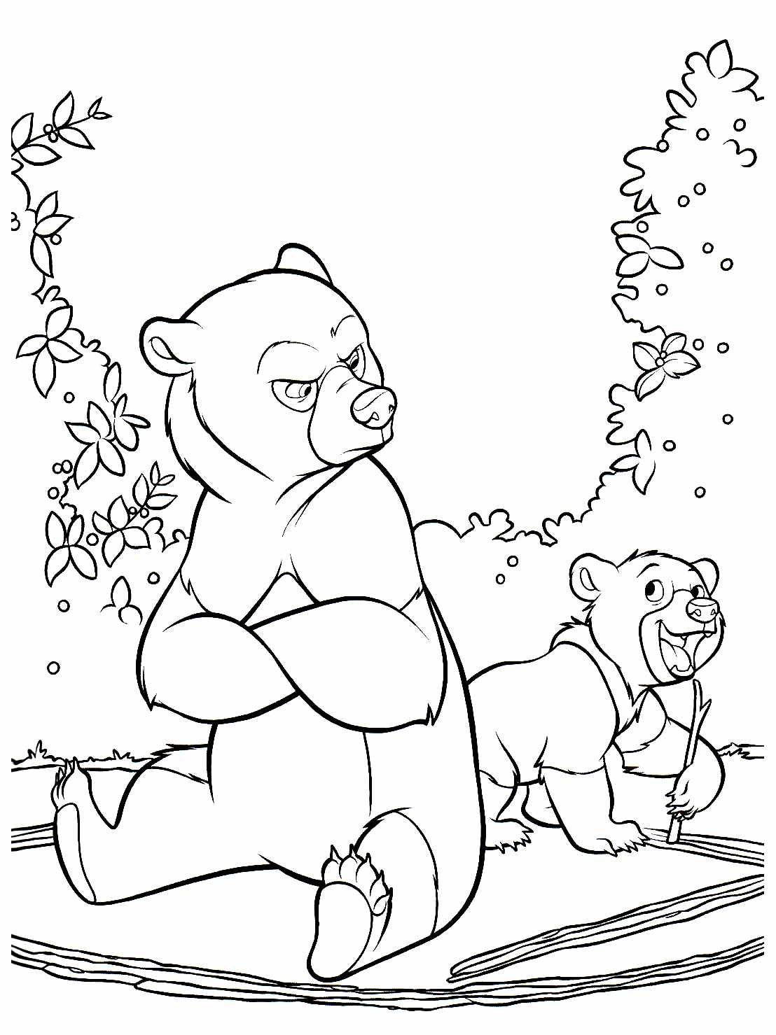Brother Bear For Kids