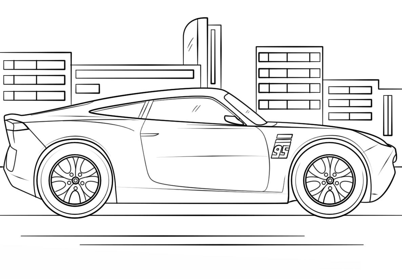 Cars 3 For Children