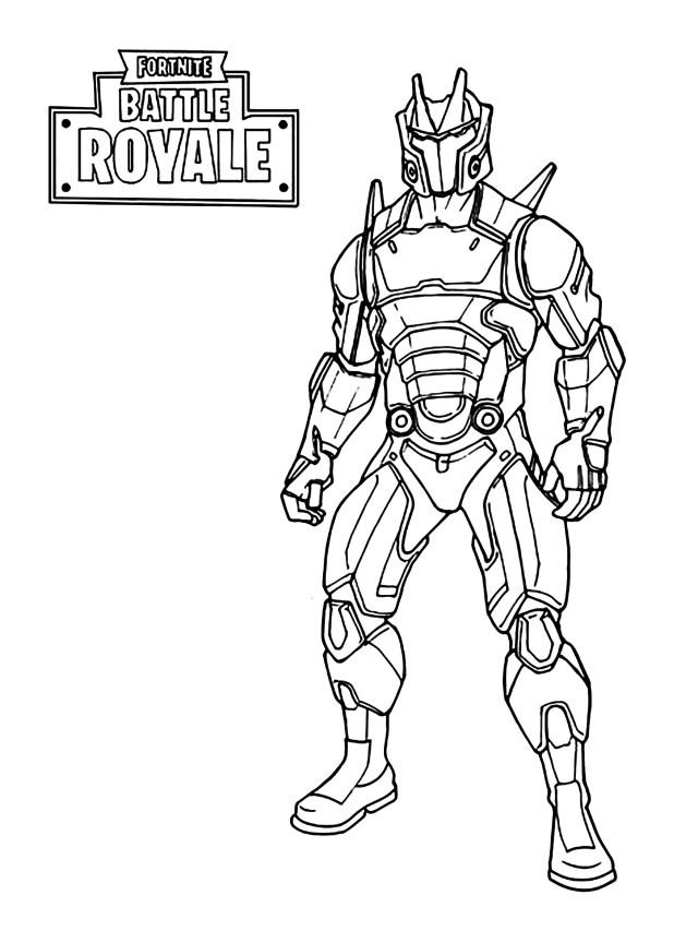Fortnite Battle Royale : Omega - Fortnite Battle Royale Kids