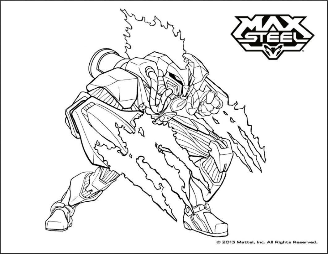 Max Steel For Kids