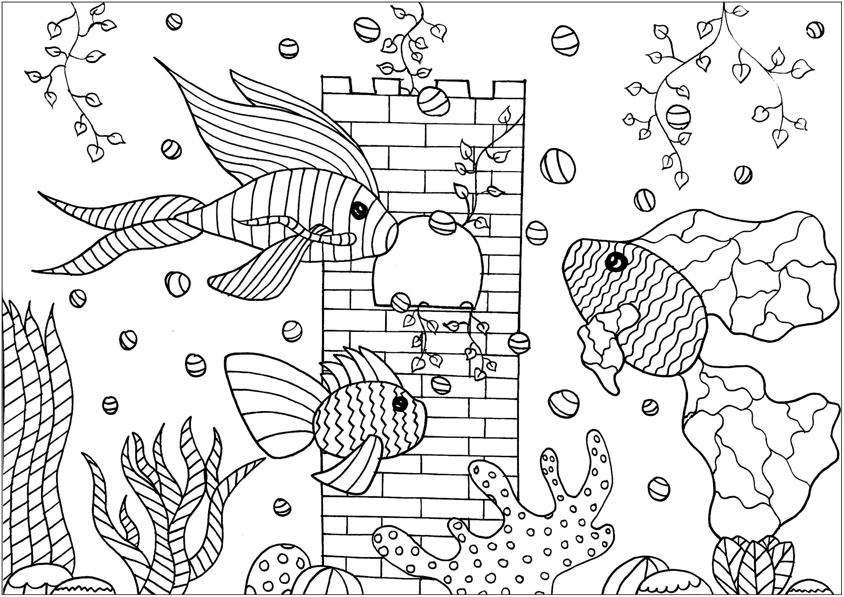 Pisces For Kids