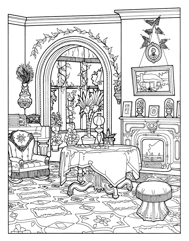 Victorian Interior Style