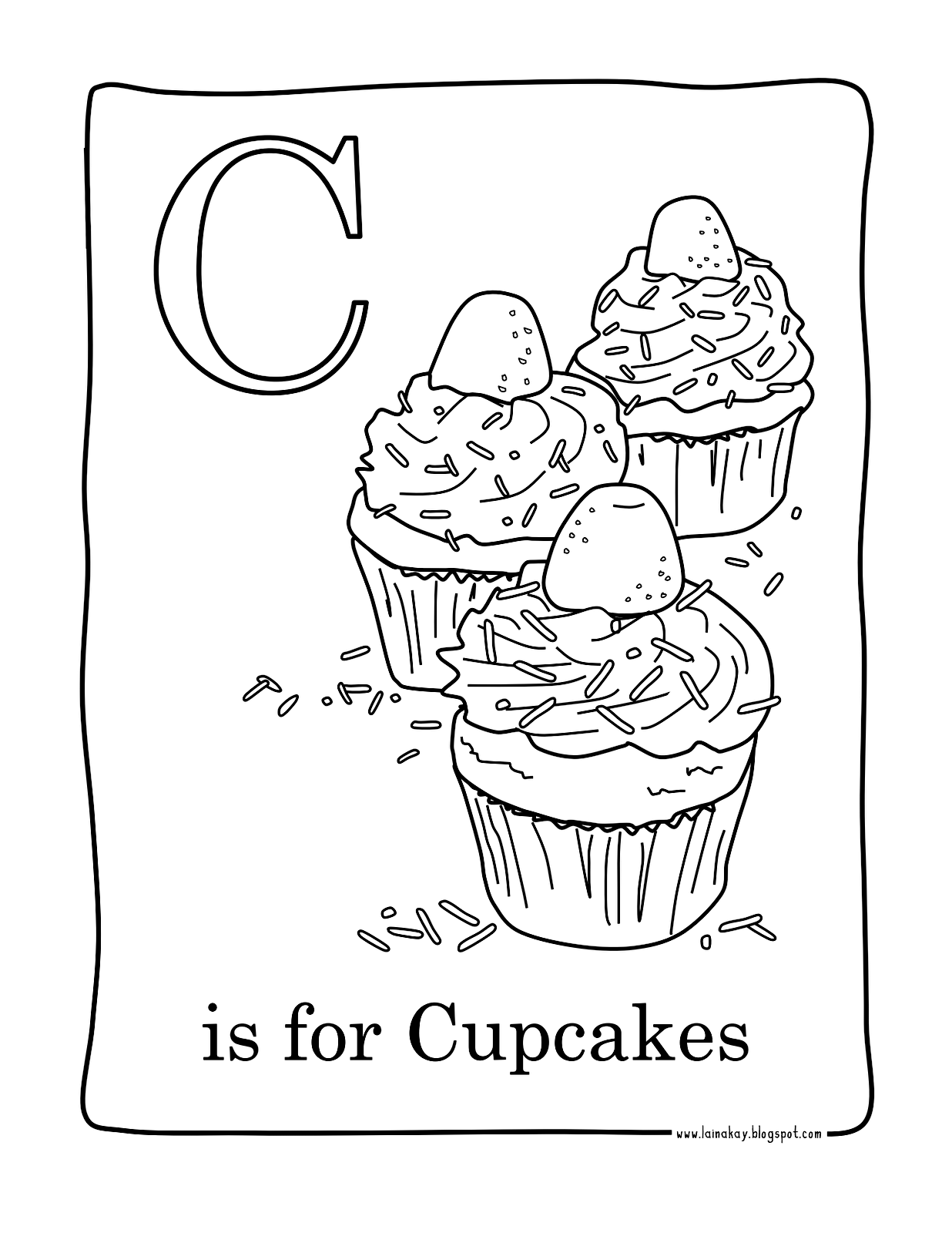 C For Cupcakes