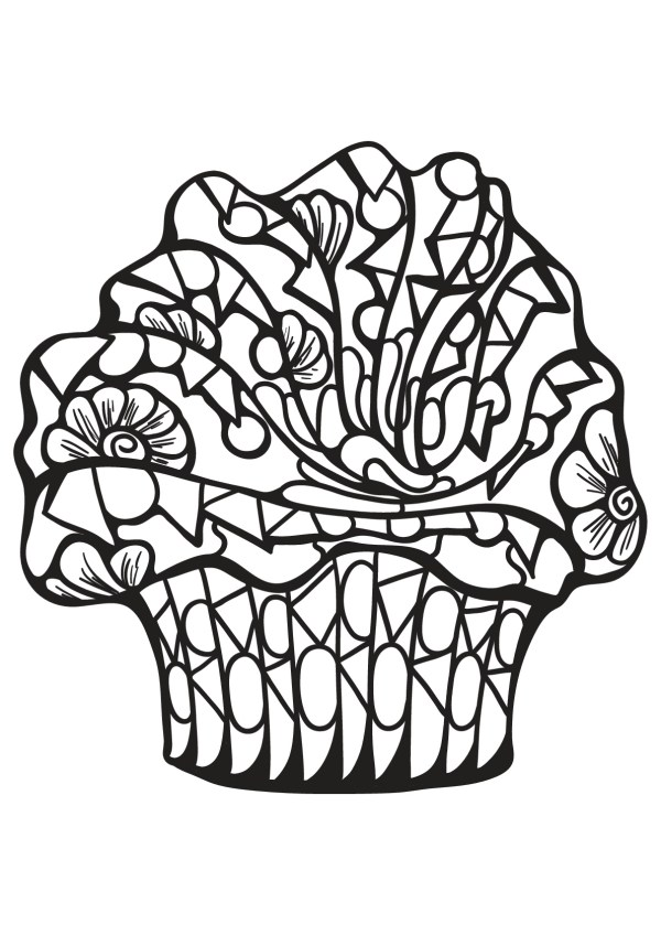 coloring pages food # 36