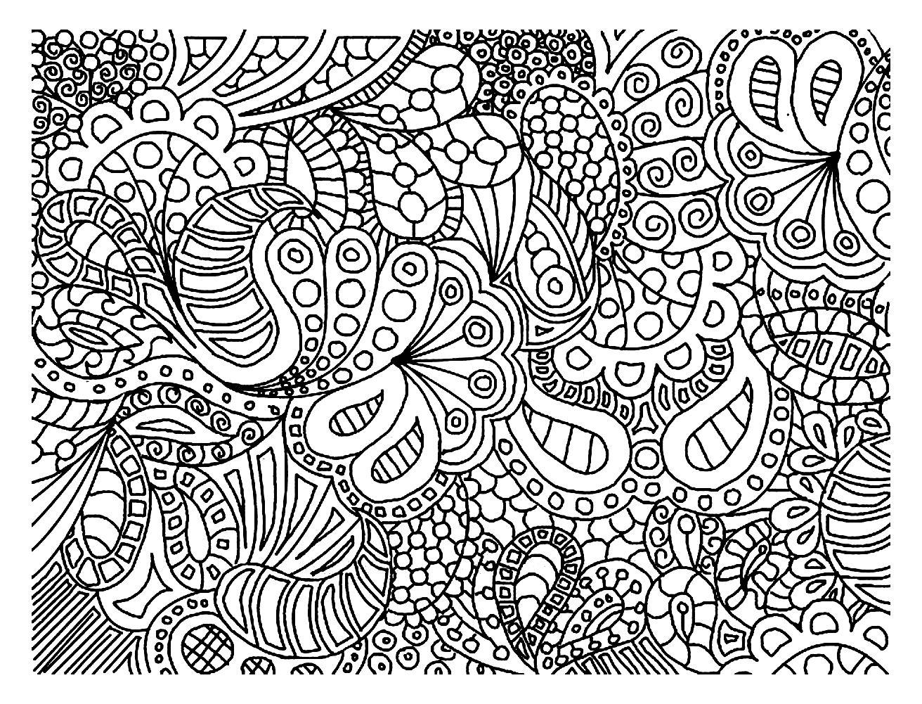 Doodle Art Doodling 2