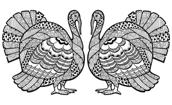 thanksgiving coloring pages printables # 29