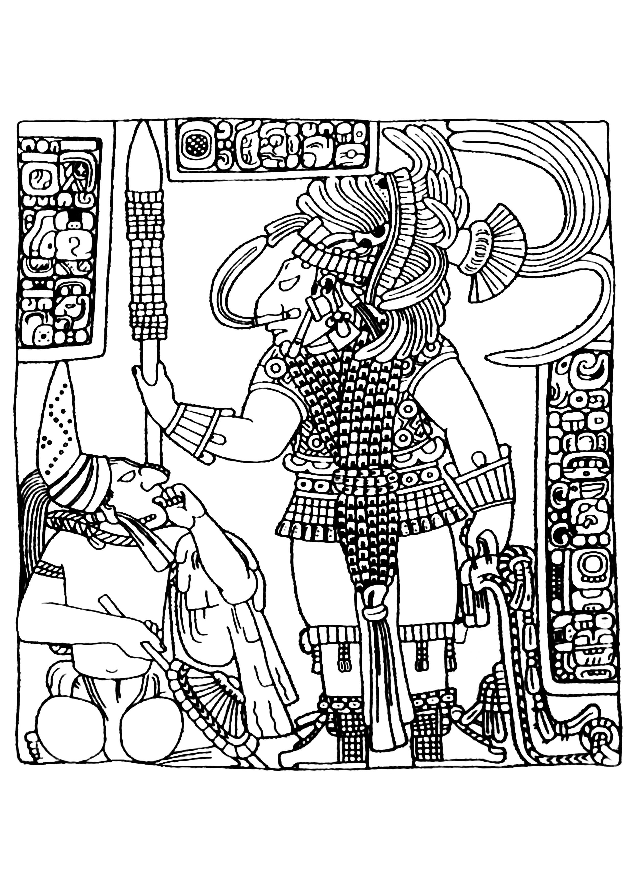 Maya Art British Museum 3