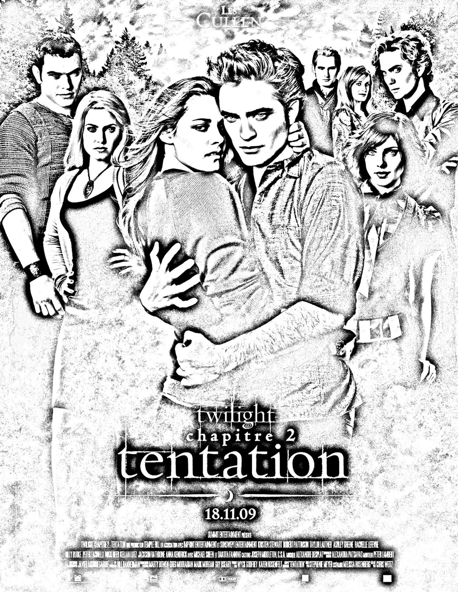Movie Twilight Movies Coloring Pages For Adults Justcolor
