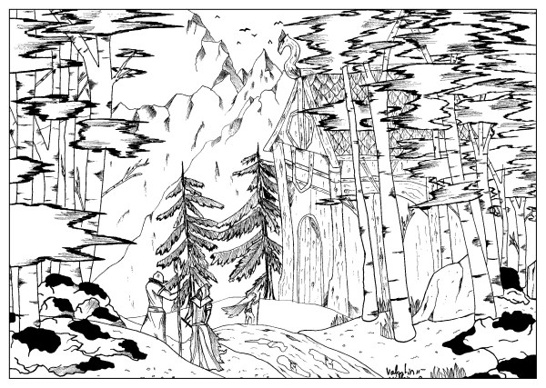 viking coloring pages # 15