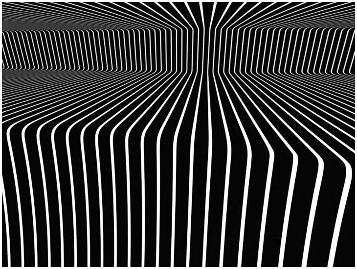 Bradley Munkowitz Op Art Optical Illusions Op Art