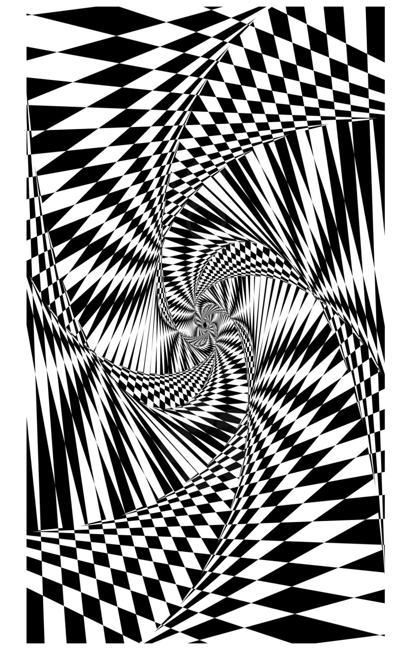 psychedelic 1bis  psychedelic adult coloring pages