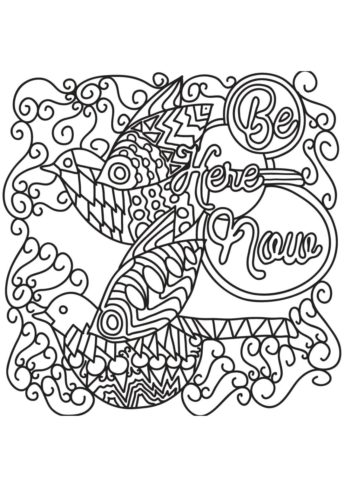 Free book quote 16 - Quotes Adult Coloring Pages | printable coloring sheets with quotes