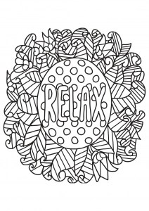 Adult Coloring Pages · Download and Print for Free ...   non printable coloring pages online free