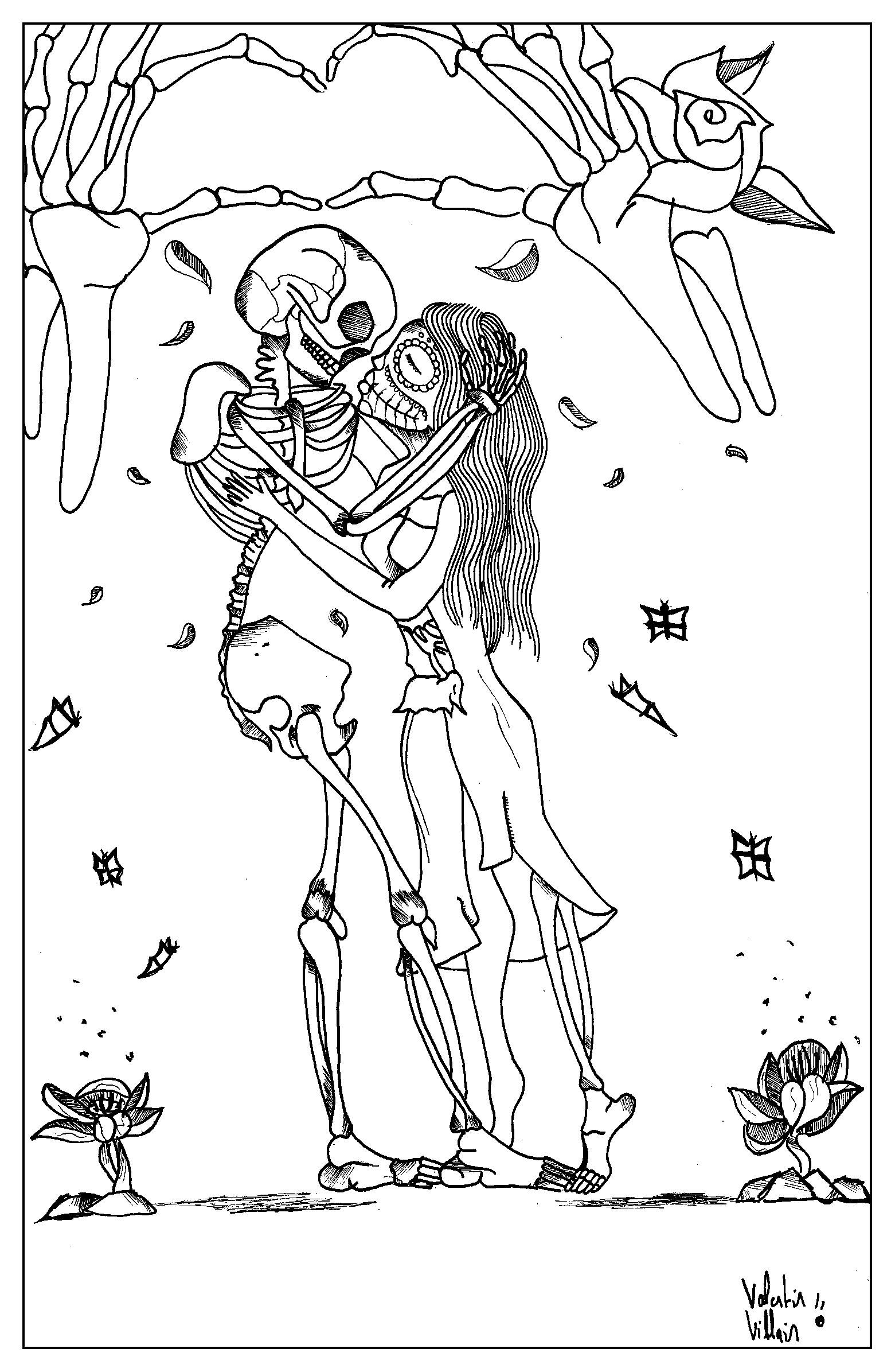St Valentine By Valentin 1 Valentine