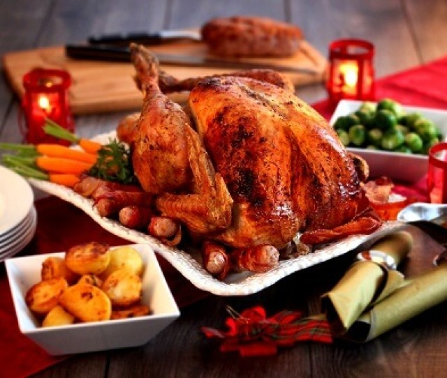 Easy Christmas Dinner  E  Pm Just Cooking Classes Ireland