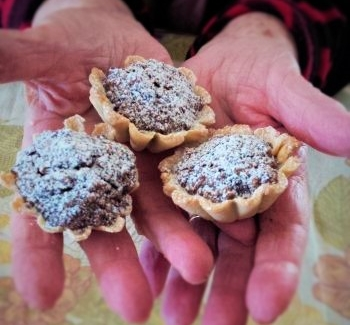 Baking Italian Cookies:  Bocconotti