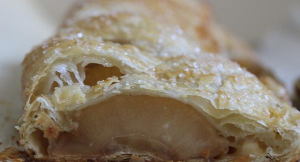 Teach Me Tuesday: Bon Appetit's Apple Almond Turnover