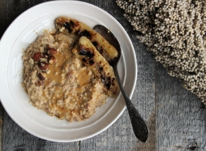 How to Make Healthy (and easy) Crock Pot Steel Cut Oats