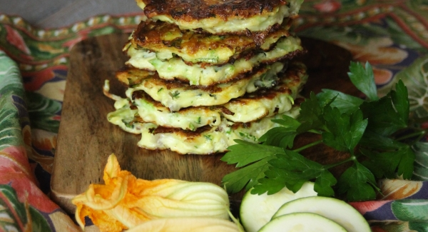 A Step by Step Guide to the Best Zucchini Fritters