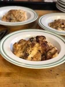 The Best Lemony Chicken Piccata