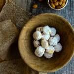 Nonna's Amaretti Cookies