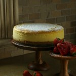 The Only Classic Cheesecake Recipe You'll Ever Need {plus troubleshooting tips to get it right}